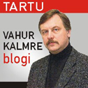 Vahur Kalmre blogi
