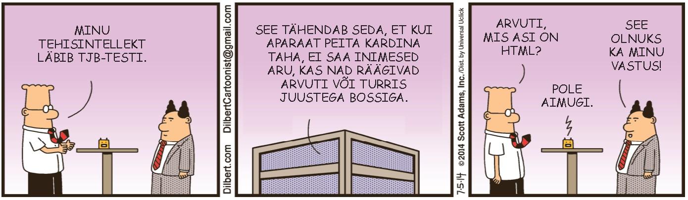 Dilbert - 16. september 2014